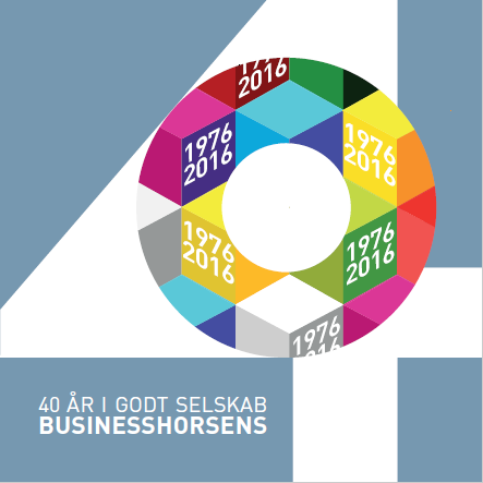Jubilæumsbog for BusinessHorsens
